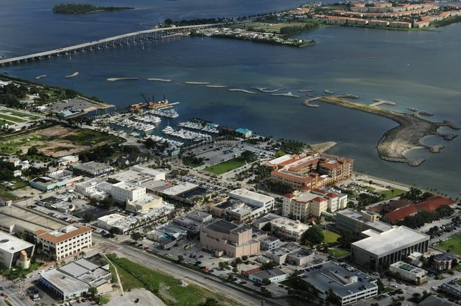 Downtown Fort Pierce will no longer be on the honor system when it comes to parking (ERIC HASERT/TREASURE COAST NEWSPAPERS)