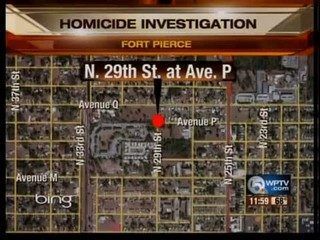 Dead body discovered in Fort Pierce