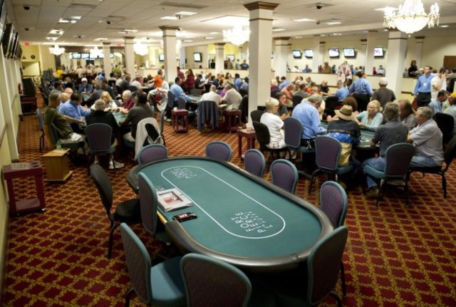 Report Adding Slot Machines To Fort Pierce Jai Alai Poker Would Make Significant Impact On