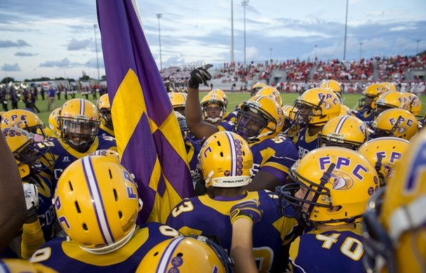 Fort Pierce Central remains ranked in the Associated Press state poll for Class 8A.