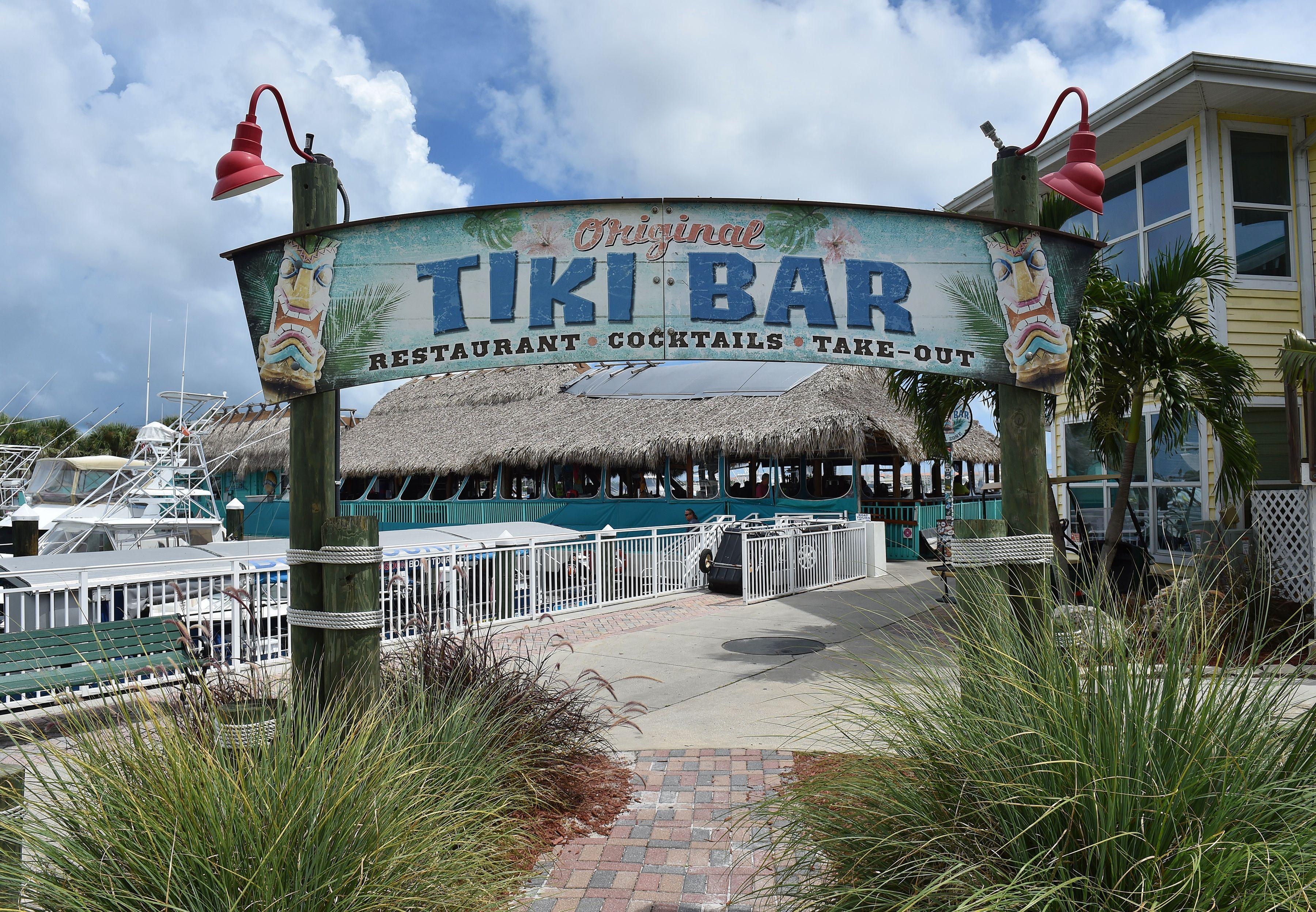 Fort Pierce Tiki Bar Staying Open Until Spring When