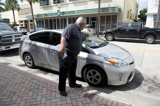 Parking tickets on the way for downtown Fort Pierce | fort